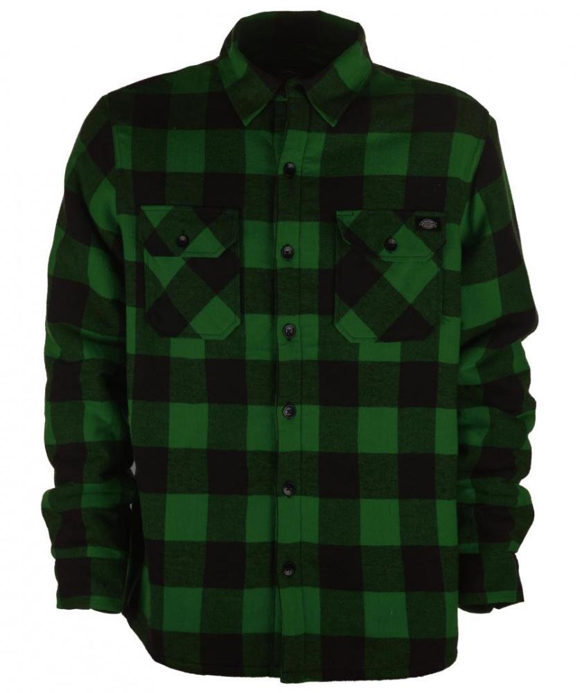 Dickies Landsdale jakke grønn Fønix