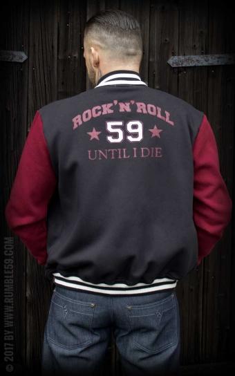 Rumble59 college jakke Fønix