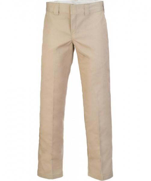 Dickies Slim Stright Work Pant 873, Khaki Bukse